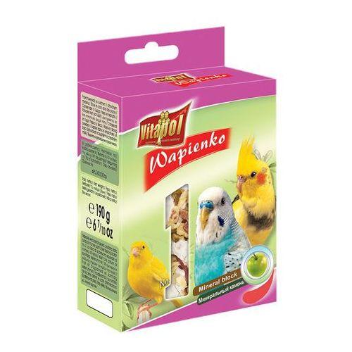 Vitapol  wapieńko jabłkowe dla ptaków xl wapieńko jabłkowe dla ptaków xl