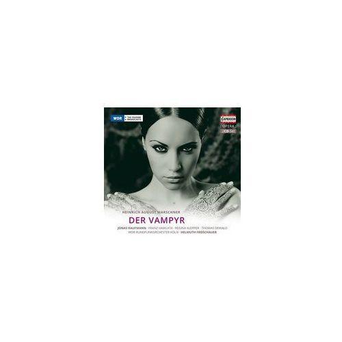 Heinrich August Marschner: Der Vampyr, Romantic Opera In 2 Acts (0845221051840)