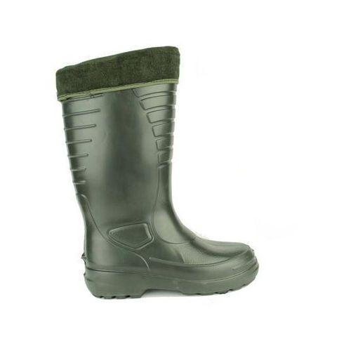 Kalosze męskie grenlander - zielony, Lemigo