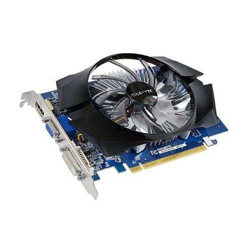 Gigabyte GeForce CUDA GT 730 GPU 2048MB DDR5 64BIT/DVI/HDMI/DSUB - DARMOWA DOSTAWA!!!, KGGBNV413020