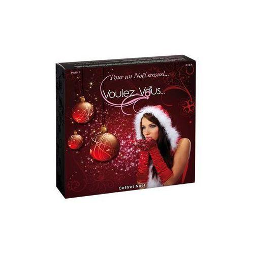 Smakowity zestaw olejków i pyłków do ciała Voulez-Vous... - Gift Box Christmas