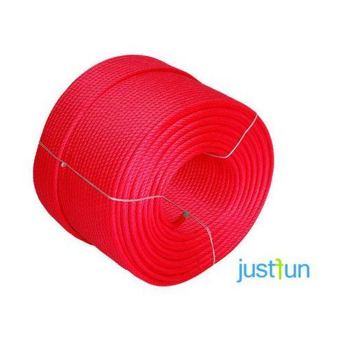 Lina zbrojona pp Ø16 mm - czerwony marki Just fun