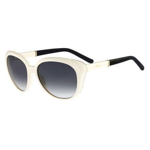 Okulary słoneczne ce 648s cherry 276 marki Chloe
