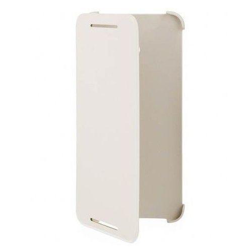 Etui Flip Case HTC HC V980 Kremowe do HTC One E8, towar z kategorii: Futerały i pokrowce do telefonów