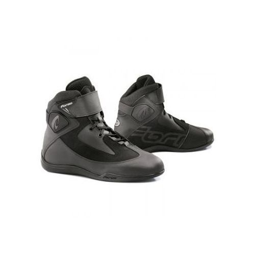 Forma buty derby czarne