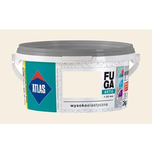 Fuga Elastyczna Artis 2kg Beż Pastelowy 018 Atlas