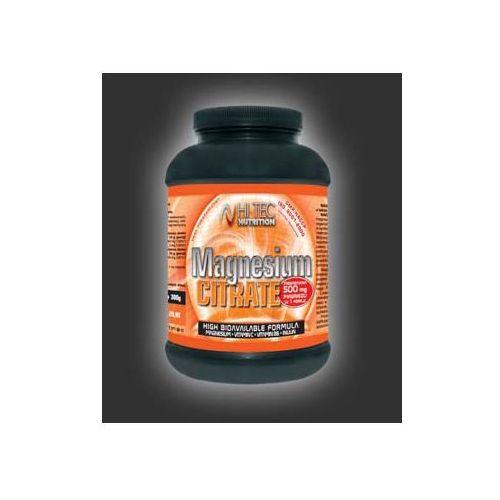 magnesium citrate - 300 g marki Hi tec