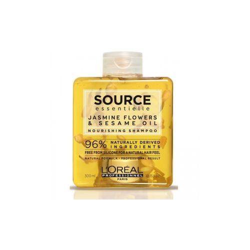 L'Oreal Source Essentielle Nourishing naturalny szampon nawilżający włosy suche 300ml