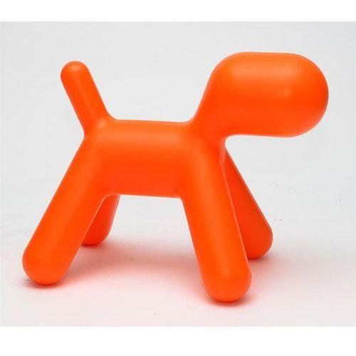 Siedzisko Pies pomarańczowy MODERN HOUSE bogata chata