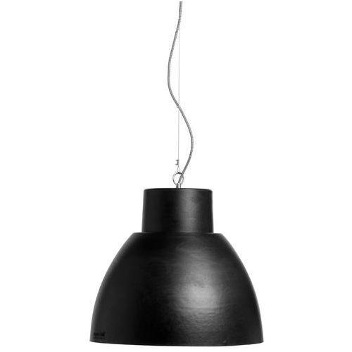 It's About RoMi Lampa wisząca Stockholm czarna 43x40cm STOCKHOLM/H40/B, kolor czarny;czarny