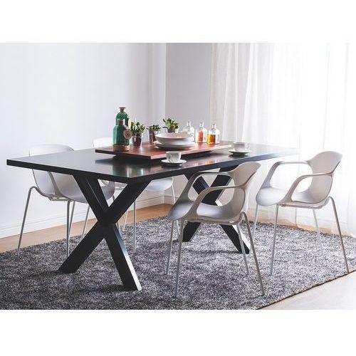 Krzesło do jadalni białe ELBERT