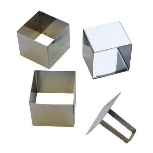 Tom gast Komplet 3 stalowych rantów kwadratowych z dociskaczem tom-gast t-18-500 (4028574263887)