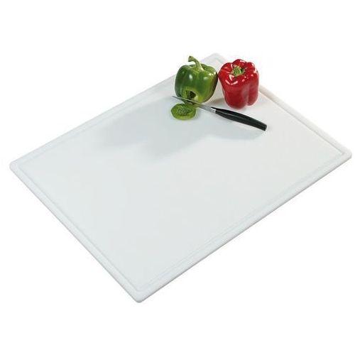 Deska do krojenia, plastikowa tacka do serwowania wędlin i serów
