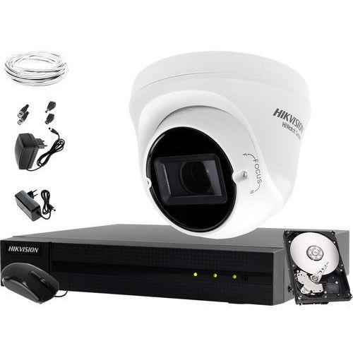 Monitoring firmy sklepu domu hwd-7104mh-g2 1 x hwt-t340-vf 1tb akcesoria marki Hikvision hiwatch