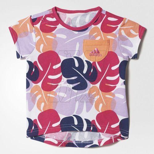 Komplet adidas Summer Beach Set Kids AJ7354 z kategorii Komplety odzieży dla dzieci