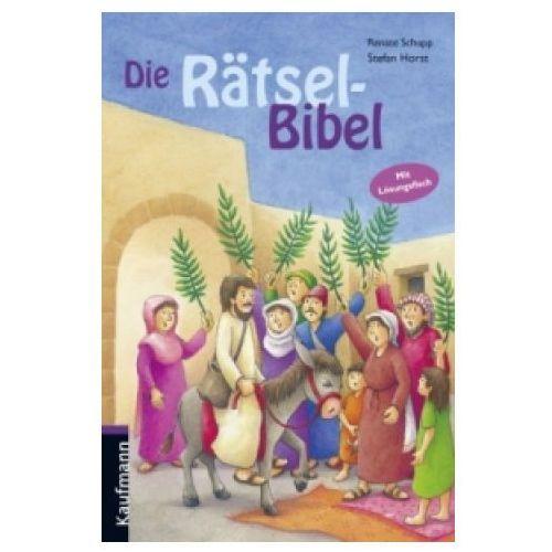 Die Rätsel-Bibel (9783780628350)