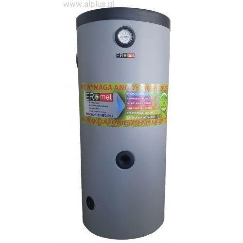 Bufor 180l bez wężownicy do co - zbiornik buforowy zasobnik akumulacyjny 180 litrów, 170cm x 49cm, - wysyłka gratis marki Ermet