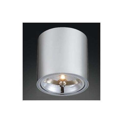 Spot LAMPA sufitowa NEO cromo Orlicki Design metalowa OPRAWA downlight tuba chrom (1000000281187)