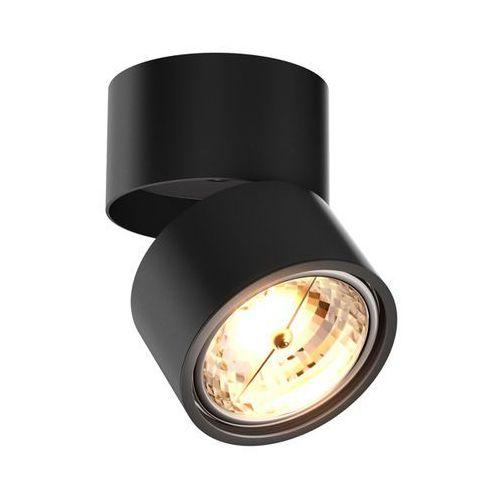 Plafon Zuma Line Lomo CL1 20001-BK lampa oprawa sufitowa 1X40W G9 czarny >>> RABATUJEMY do 20% KAŻDE zamówienie!!!, kolor szara