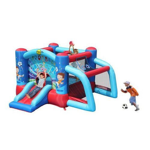 Dmuchany plac zabaw FUTBOLOWY ZAMEK (6933491990175). Najniższe ceny, najlepsze promocje w sklepach, opinie.