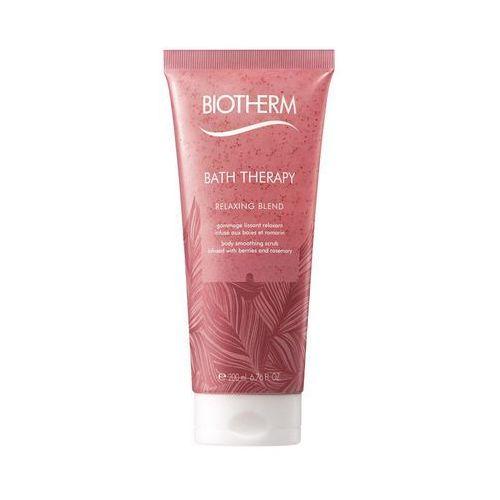 BIOTHERM Bath Therapy Realxing Scrub BLO 200 ml Dla Pań (3614272079496)