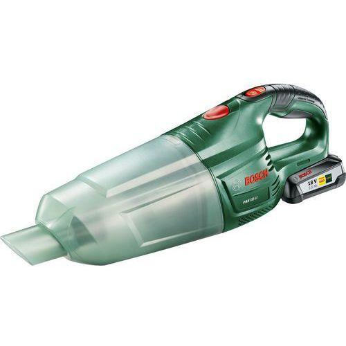 Bosch PAS 18 LI, odkurzacz przemysłowy