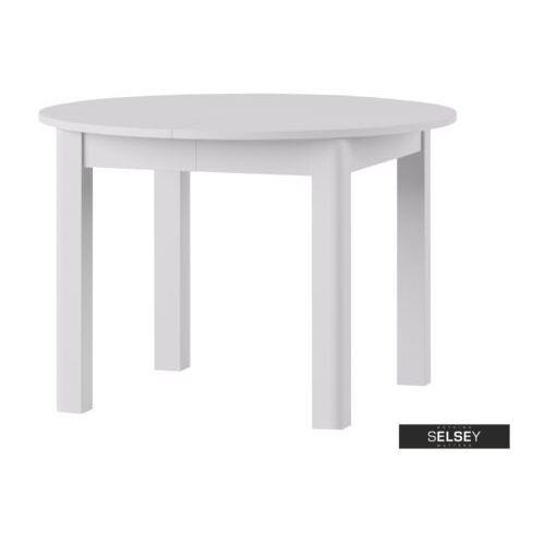 stół rozkładany tribute 110-160x110 cm marki Selsey
