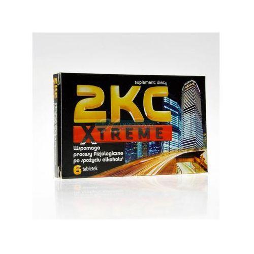 Tabletki 2 KC XTREME 6 tabl.
