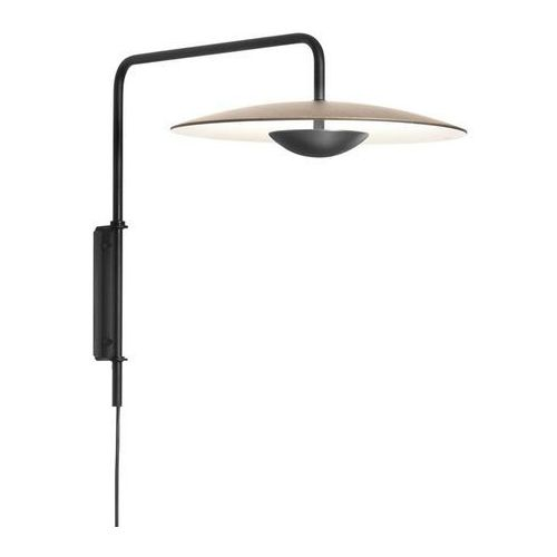 GINGER - Applique murale LED Noir L39cm-
