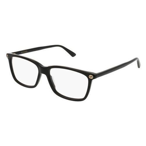 Gucci Okulary korekcyjne gg0094o 001