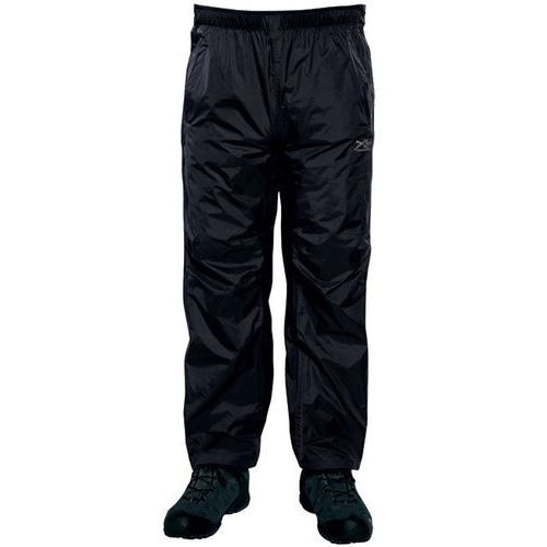 Regatta Active Packaway II Spodnie długie Mężczyźni czarny XL 2018 Spodnie przeciwdeszczowe, kolor czarny
