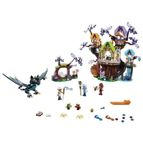 41196 ATAK NIETOPERZY NA ELVENSTAR TREE (The Elvenstar Tree Bat Attack) KLOCKI LEGO ELVES
