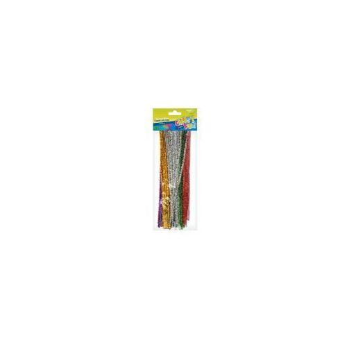 Ozdoba dekoracyjna druciki powlekane metaliczne (5901350294574)