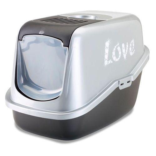 """Savic nestor impression """"love"""" kuweta dla kota - kuweta """"love"""" + 2 filtry + 12 worków  darmowa dostawa od 89 zł + promocje od zooplus!  -5% rabat dla nowych klientów"""