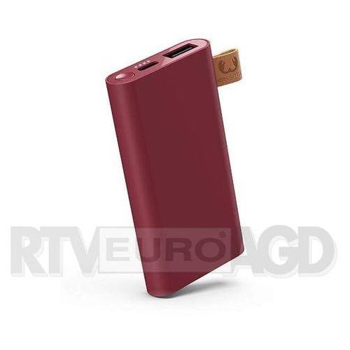 Fresh 'n rebel powerbank 3000 mah usb-c ruby red