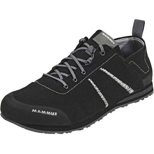 sloper low canvas buty mężczyźni szary/czarny uk 11,5 / eu 46 2/3 2018 buty codzienne marki Mammut