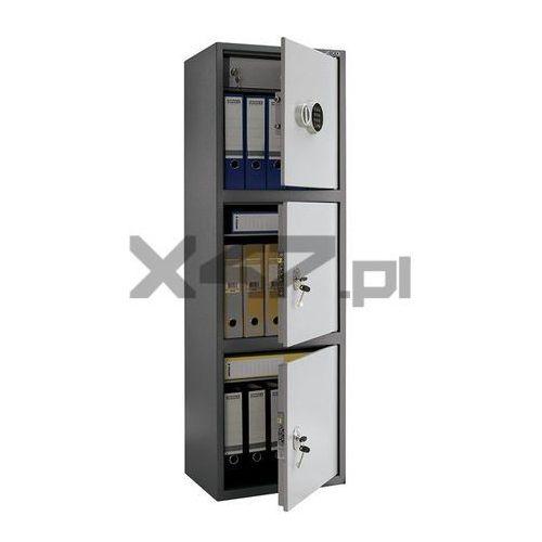 Sejf elektroniczny/kluczowy na segregatory sl 150/3t el marki Promet