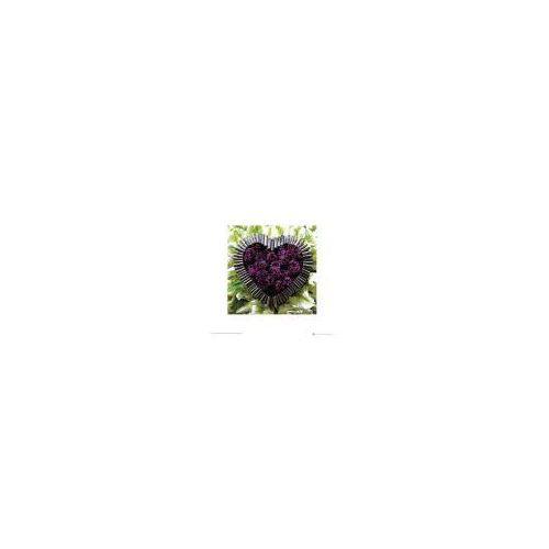 Serce z kwiatków - reprodukcja, SC0331 (5539665)