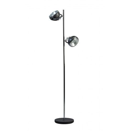 Lampa podłogowa headlight czarna marki Eth