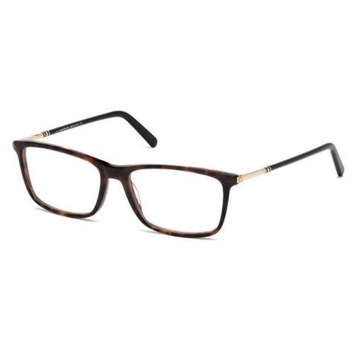 Mont blanc Okulary korekcyjne  mb0626 055
