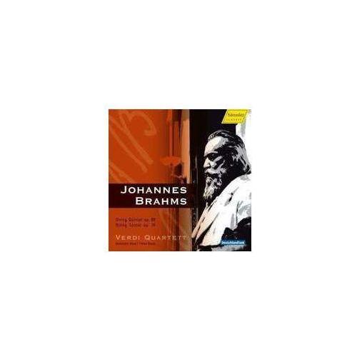 Brahms: string quintet op. 88 & string sextet op. 36 marki Haenssler