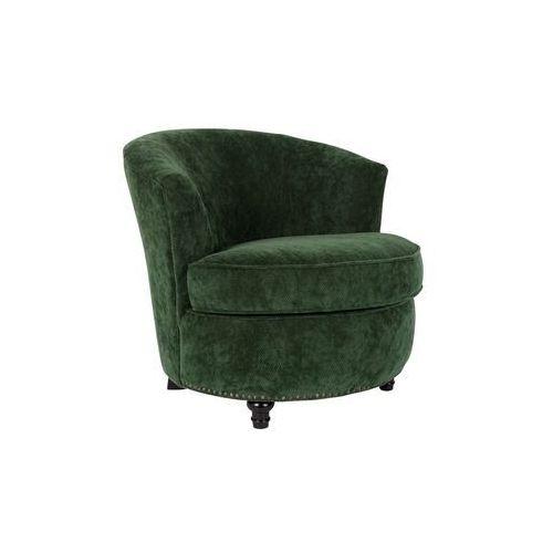 Dutchbone Fotel FREUX zielony 3100048 (8718548035027)