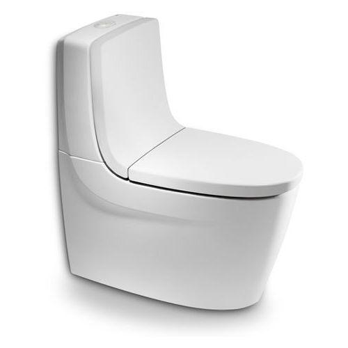 Miska odpływ podwójny do kompaktu wc  khroma a342657000 marki Roca