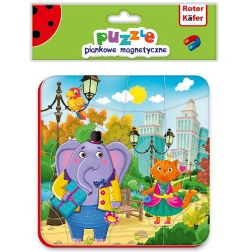 Puzzle magnetyczne historie foam magnetic rk1304 05 - marki Roter kafer