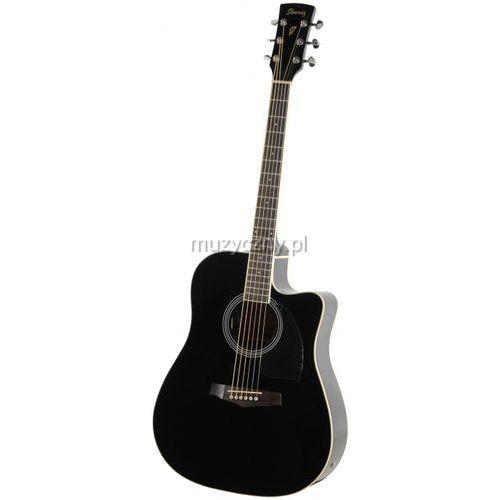 OKAZJA - Ibanez pf 15 ece bk gitara elektroakustyczna