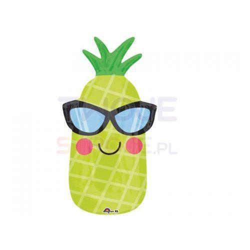 Twojestroje.pl Balon ananas zielony 26'' 66cm