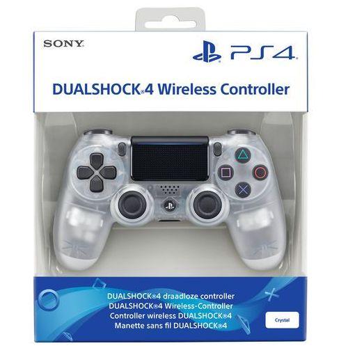 Sony computer Kontroler sony dualshock 4 v2 przezroczysty + zamów z dostawą jutro! + darmowy transport!