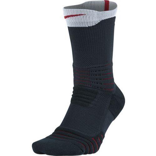 Nike Skarpety elite versatility basketball crew sock - sx5369-475