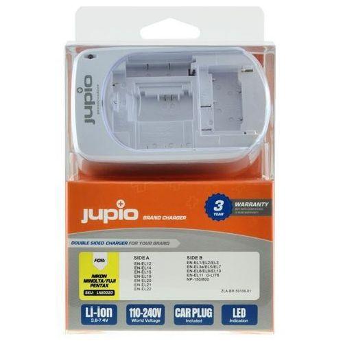Ładowarka JUPIO LNI0020 Brand Charger Nikon (8717825942485)