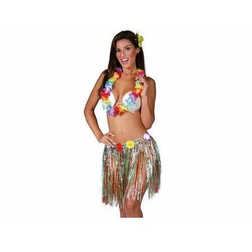 Guirca Zestaw - komplet hawajski kolorowy - 3 częściowy